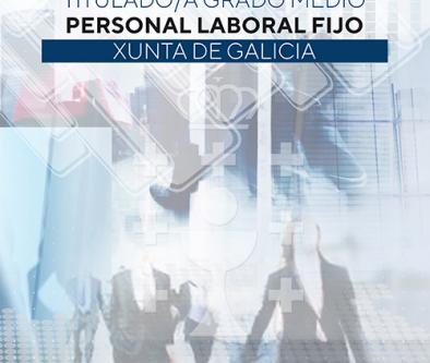 Xunta De Galicia Personal Laboral Archivos Grupo